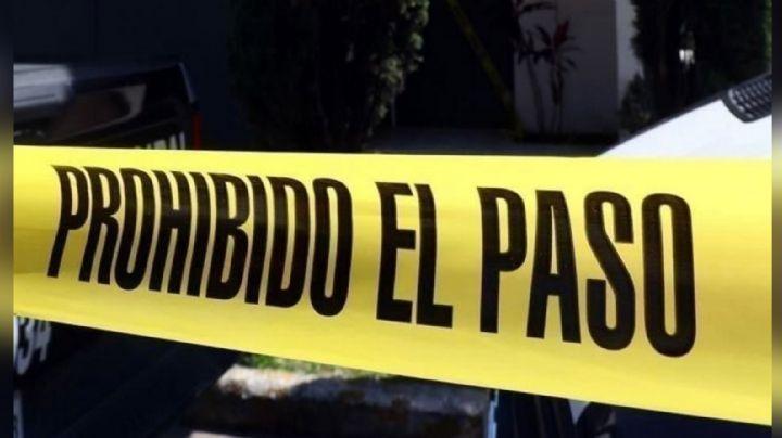 Siniestro hallazgo en Zacatecas: Con la cabeza aplastada, hallan a un hombre sin vida en la vía pública