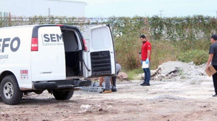 Encuentran a hombre sin vida en baldío de Hermosillo; no llevaba camiseta ni calzado