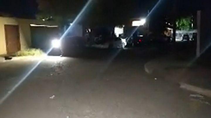 Ciudad Obregón: Fuego cruzado moviliza autoridades y causa pánico entre vecinos durante la noche