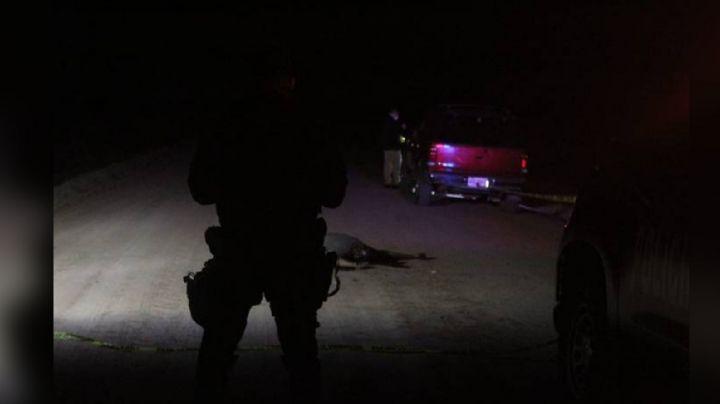Por intentar asaltar con una pistola de juguete, jornaleros asesinan a machetazos a un hombre