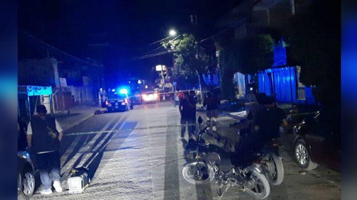 Trágico final: Comando armado asesina a un joven que caminaba por calles de Culiacán