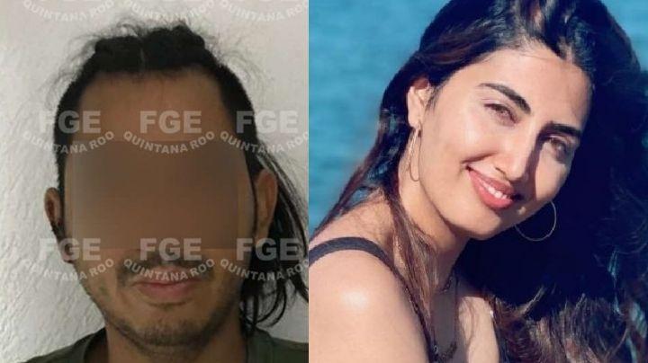 Él es José 'L', el presunto autor del tiroteo en el que murió la influencer Anajli Ryot