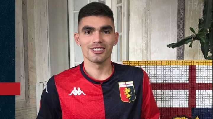 ¡De Navojoa para el mundo! Johan Vásquez suma su tercera titularidad al hilo con el Genoa