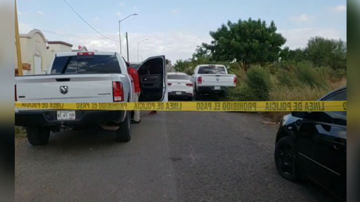 Al poniente de Ciudad Obregón, joven motociclista es ultimado a tiros por desconocidos