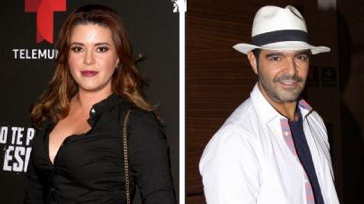 De los besos a los gritos; Alicia Machado y Pablo Montero se dicen de todo durante pelea