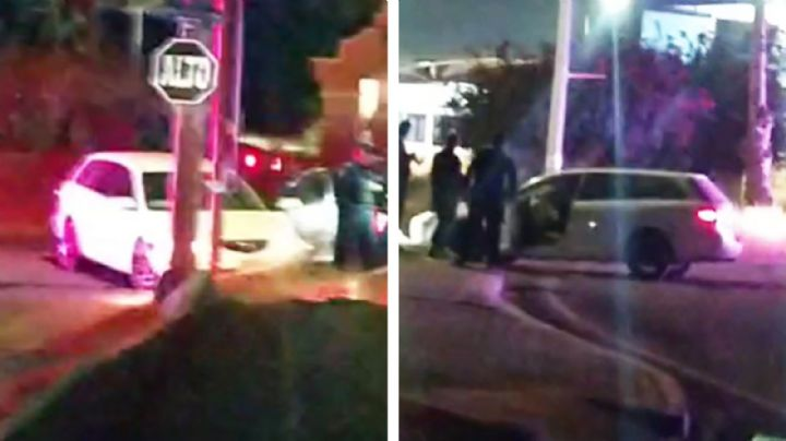 'Levantan' a automovilista tras ataque armado y persecución en calles de Ciudad Obregón