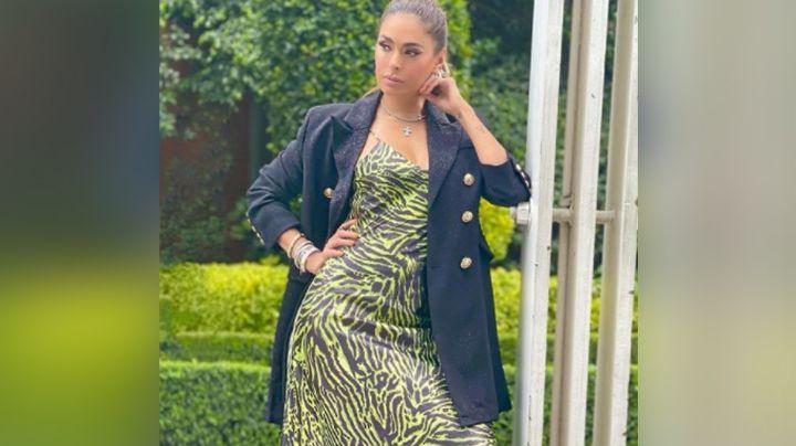 Galilea Montijo conquista a Televisa con su 'outfit' más coqueto en 'Hoy' y causa furor en Instagram