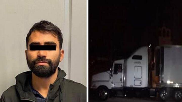 Hombre transportaba 100 kilos de droga en tráiler; autoridades lo interceptan en Ímuris