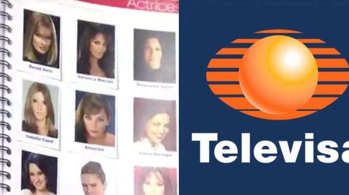 Exhibió catálogo de Televisa: Tras veto por irse a TV Azteca, exhiben que actriz fue secuestrada