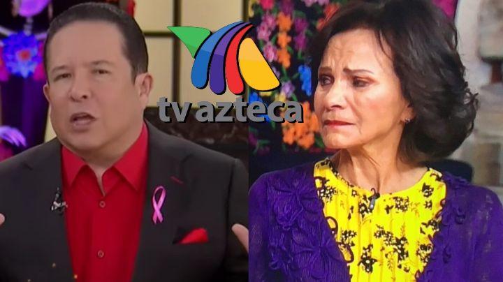 Golpe a 'Ventaneando': Gustavo Adolfo Infante 'hunde' a Chapoy tras dejar TV Azteca por Televisa
