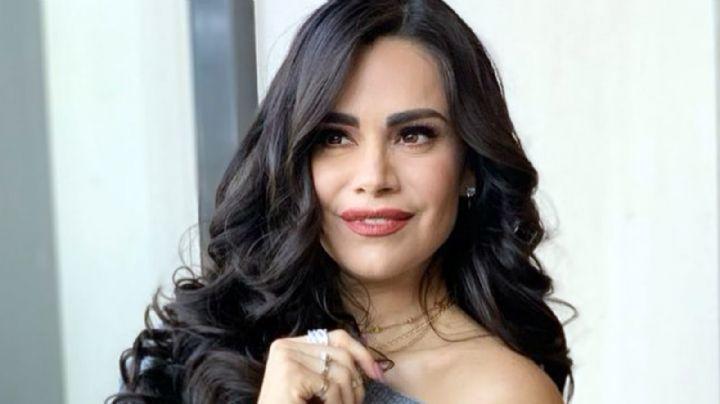 Luz Elena González, actriz de Televisa, se atreve a posar en coqueto bañador y causa locura