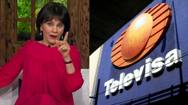 Adiós Televisa: Tras veto de Chapoy y TV Azteca, actriz estaría embarazada ¡de famoso productor!