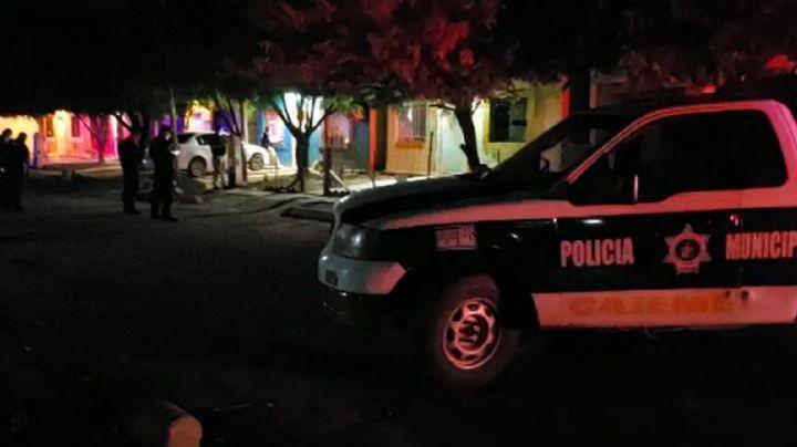 Caos al poniente de Cajeme: Pistoleros le arrebatan la vida a 'El Pancho' al exterior de su casa