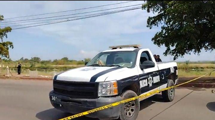 Violencia, sin control: A primeras horas, acribillan a hombre en plena calle de Ciudad Obregón