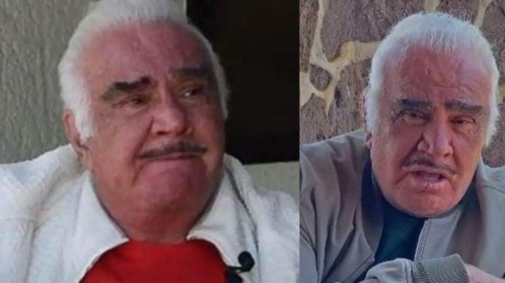 ¿Más grave? Filtran noticia sobre delicada salud de Vicente Fernández y dan golpe a la dinastía