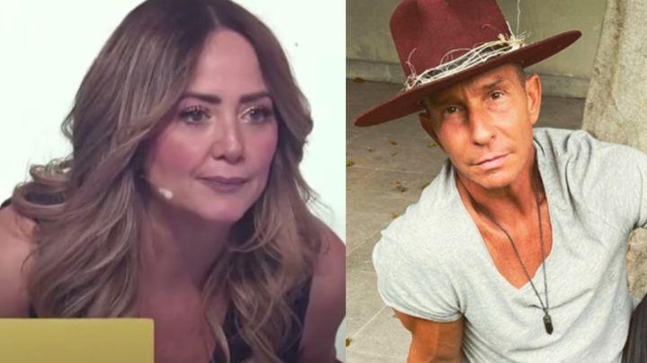 ¿Se divorcian? Andrea Legarreta 'hunde' a Erik Rubín tras besarse con actor y traición de su amante