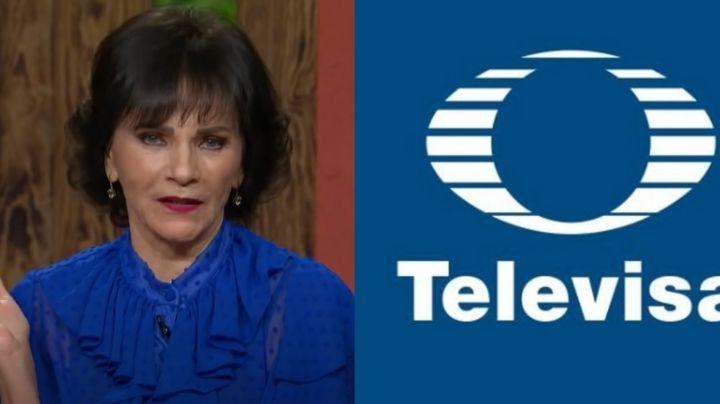 Tras 4 años en la cárcel y veto de TV Azteca, polémica actriz vuelve a Televisa y Chapoy la 'hunde'