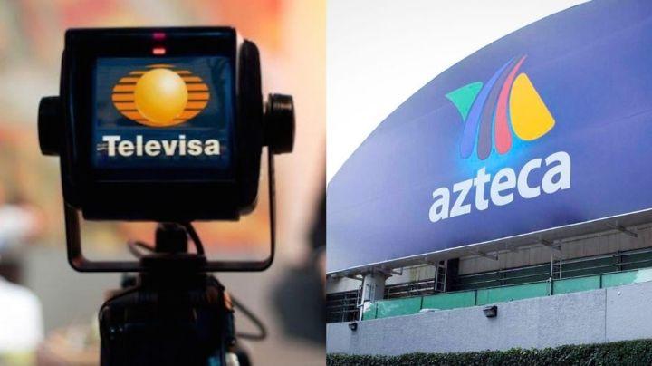 ¡Es bisexual! Tras traicionar a Televisa con TV Azteca, captan a actriz al besarse ¿con una mujer?