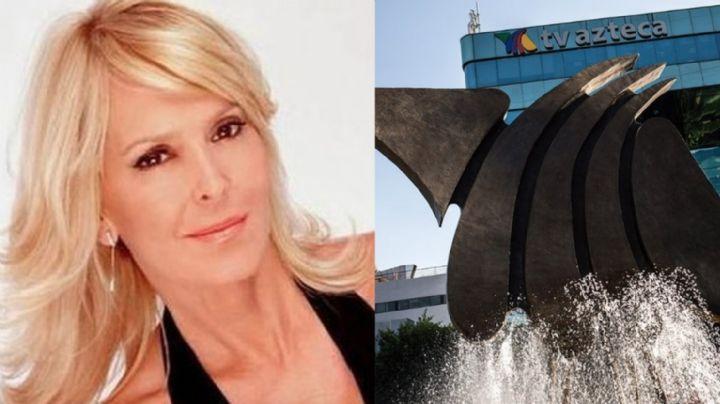 Tras caer en coma y dejar Televisa, querida actriz vuelve a TV Azteca tras 8 años desaparecida