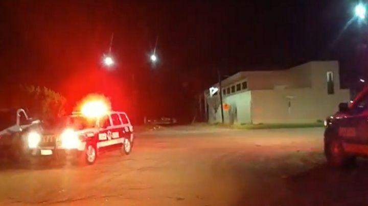 Código rojo en Ciudad Obregón: Fuego cruzado en plena vía pública moviliza autoridades