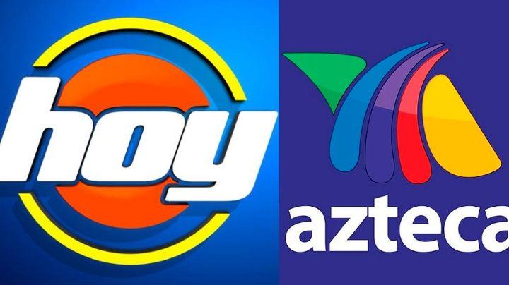 ¡Sale del aire! TV Azteca enfurece y 'corre' a exconductora de 'Hoy' tras unirse a 'VLA' y fracasar
