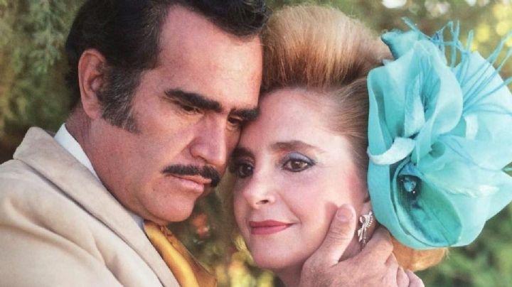 ¿Desconectan a Vicente Fernández? Devastada, Cuquita confirma terrible noticia a Televisa