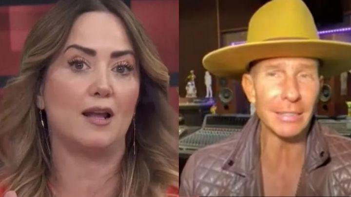 ¿Infiel a Andrea Legarreta? Erik Rubín admite en TV Azteca romance con actriz; hay más amantes