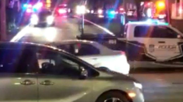 Terror en Nuevo León: Al interior de una camioneta de lujo, sicarios aniquilan a un hombre