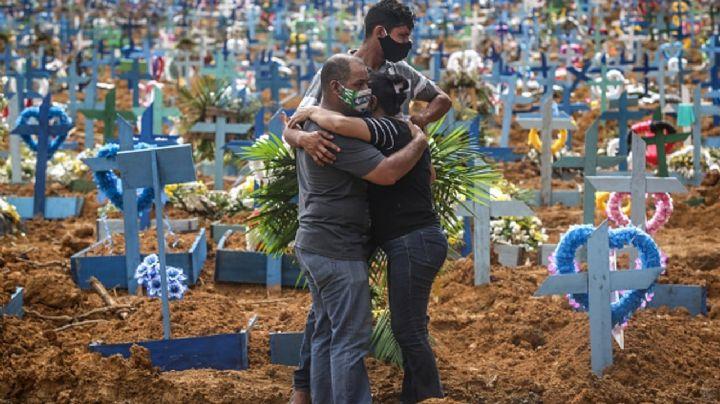 Brasil vuelve a la 'normalidad' pese a contar con más de 600 mil difuntos por Covid-19