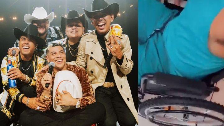 Tragedia en el regional mexicano: Tras ser dado por muerto, cantante acaba en silla de ruedas