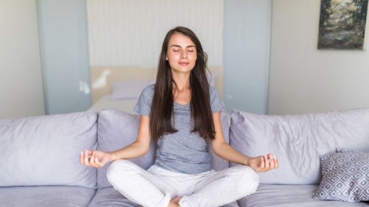 Deja el estrés a un lado con estos sencillos ejercicios de 'mindfulness'