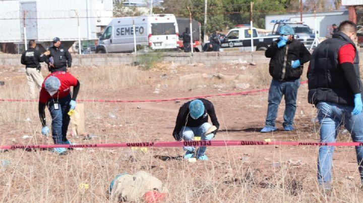 ¡De terror! Cajeme cierra mes de enero con 67 ejecuciones por armas de fuego