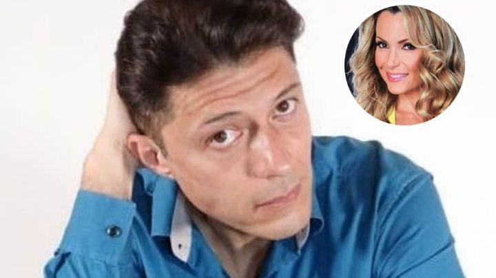 Salvador Ibarra cuenta cómo es su relación con su ex, Martha Julia tras vivir serios escándalos