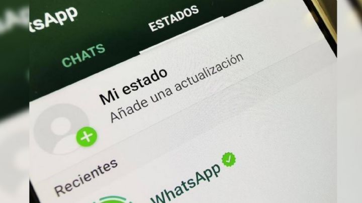 Los estados de WhatsApp serán usados para notificar los cambios de la aplicación