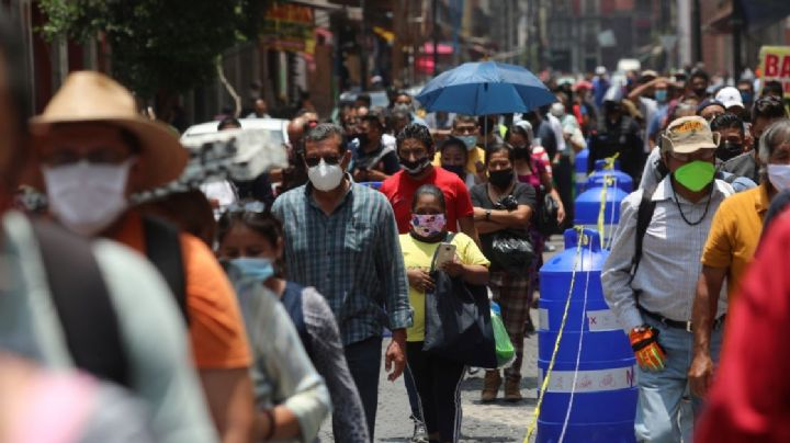 Secretaría de Salud informa que el 30% de enfermos por Covid-19 se contagiaron en el trabajo