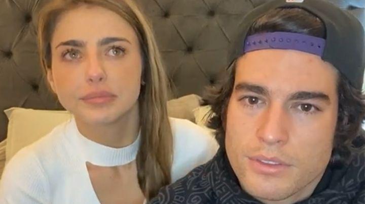 Entre lágrimas, Michelle Renaud y Danilo Carrera dan los verdaderos motivos de su truene