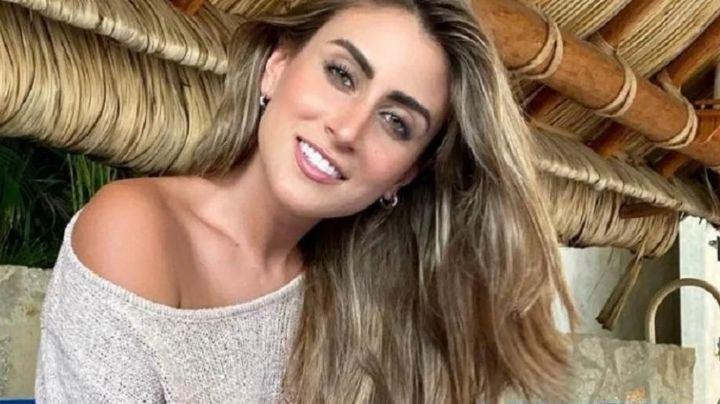 Sofía Rivera Torres maravilla a sus miles de seguidores con esta bella imagen