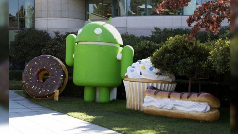 Android: El detrás de su Cupcake, Donut,Ice Cream, KitKat, Lollipop y Nougat