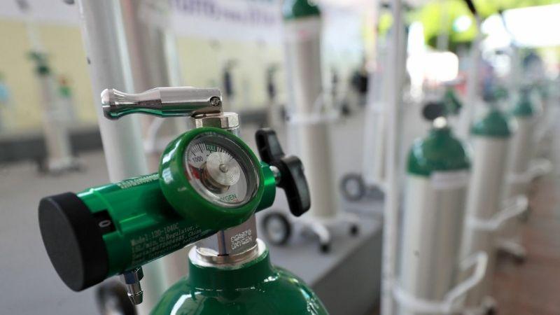¿Necesitas rellenar un tanque de oxígeno? Hazlo gratis en la Ciudad de México