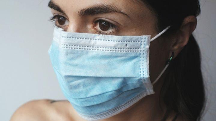 ¡Buenas noticias! Usar doble cubrebocas prevendría contagios por Covid-19 casi al 100%
