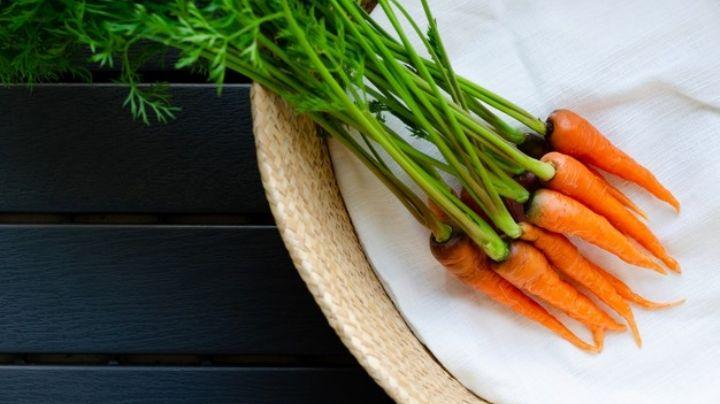 ¿Quieres deja la comida chatarra? Esta botana de zanahoria será te ayudará a lograrlo