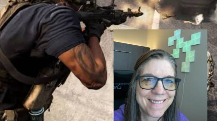 'TacticalGramma', la abuelita que 'la rompe' en TikTok con gameplays de Call of Duty