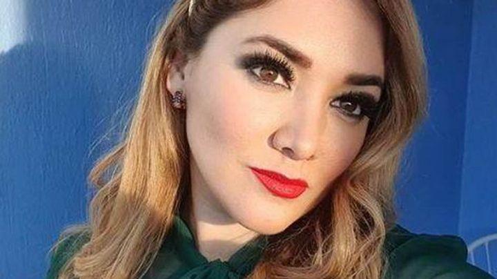 Sherlyn se muestra más que contenta al hablar de su nuevo proyecto ¿en TV Azteca?