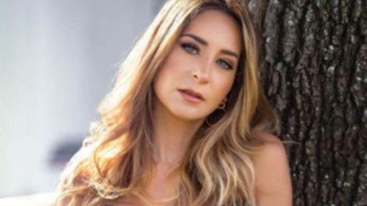 Geraldine Bazán reaparece en redes sociales tras haber sido operada por su accidente