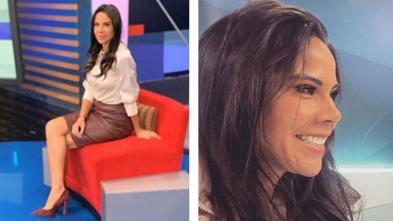 """¡De infarto! Paola Rojas cautiva a todo Televisa con radiante 'look': """"Flaquita linda"""""""