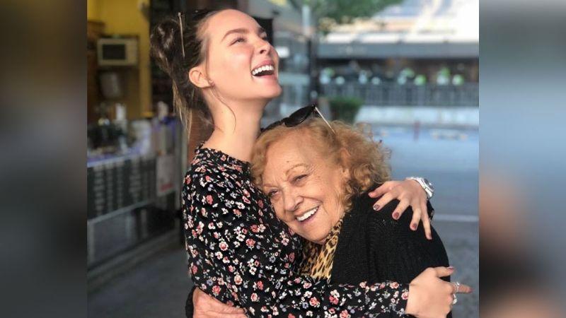 """Devastada, Belinda lamenta la muerte de su abuela: """"El peor año de mi vida, no aguanto más"""""""