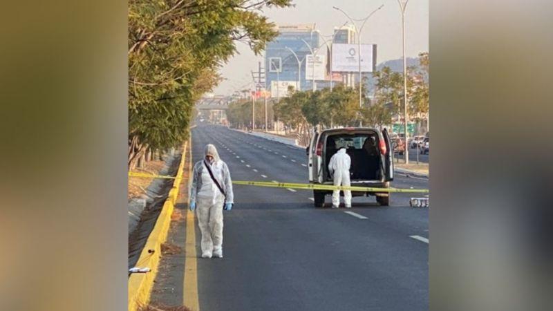 Imprudente conductor embiste a peatón y después se da a la fuga en Querétaro