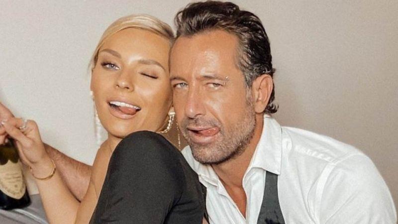 Gabriel Soto revela si es que su boda con Irina Baeva será en México o Rusia