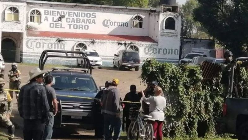 Presunto líder del Cártel Santa Rosa de Lima es vinculado a proceso por masacre en bar