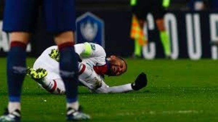 Neymar: El desgarrador mensaje del brasileño tras confirmarse su lesión
